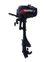 Бензиновый лодочный мотор Tohatsu M3.5