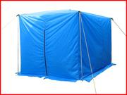 Высокая водонепроницаемая палатка для вещей.