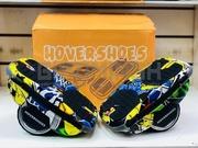 Гироролики Hover Shoes